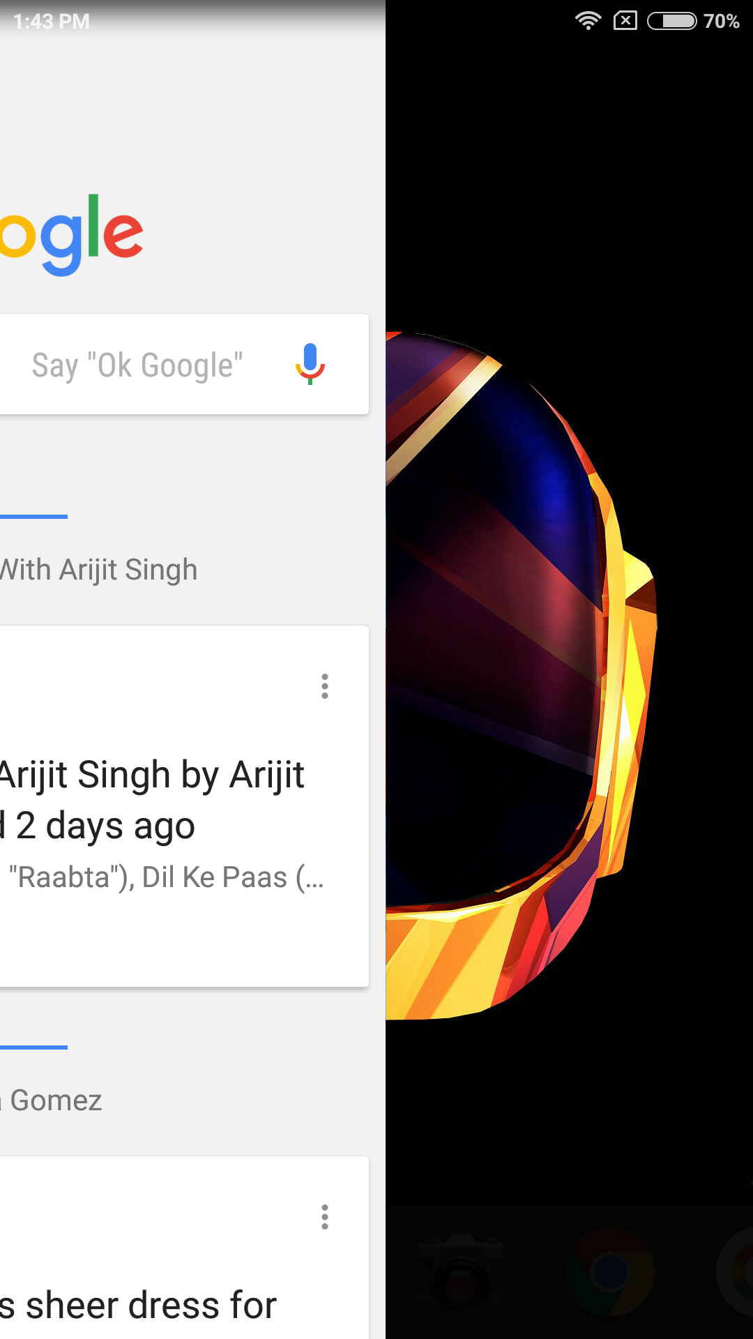 how to get google now on nova launcher