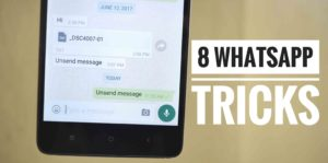 Top 8 Latest Whatsapp Tricks and Tips
