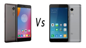 Lenovo K8 Note Vs Redmi Note 4 Specifications,Price