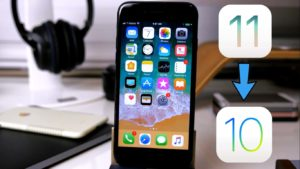 How to Downgrade iOS 11 to iOS 10 Without Data Loss