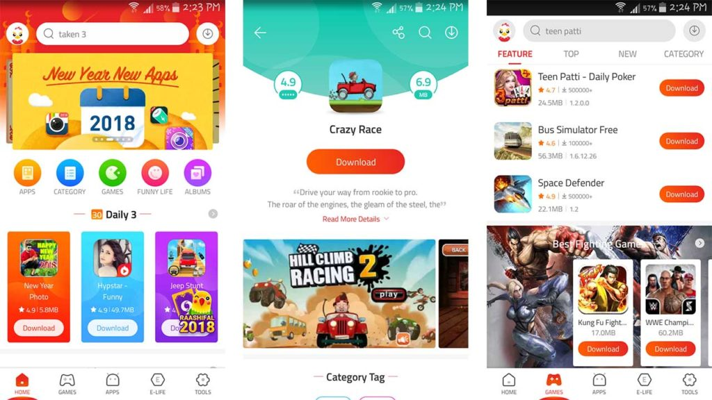 how to download google play paid games on ios