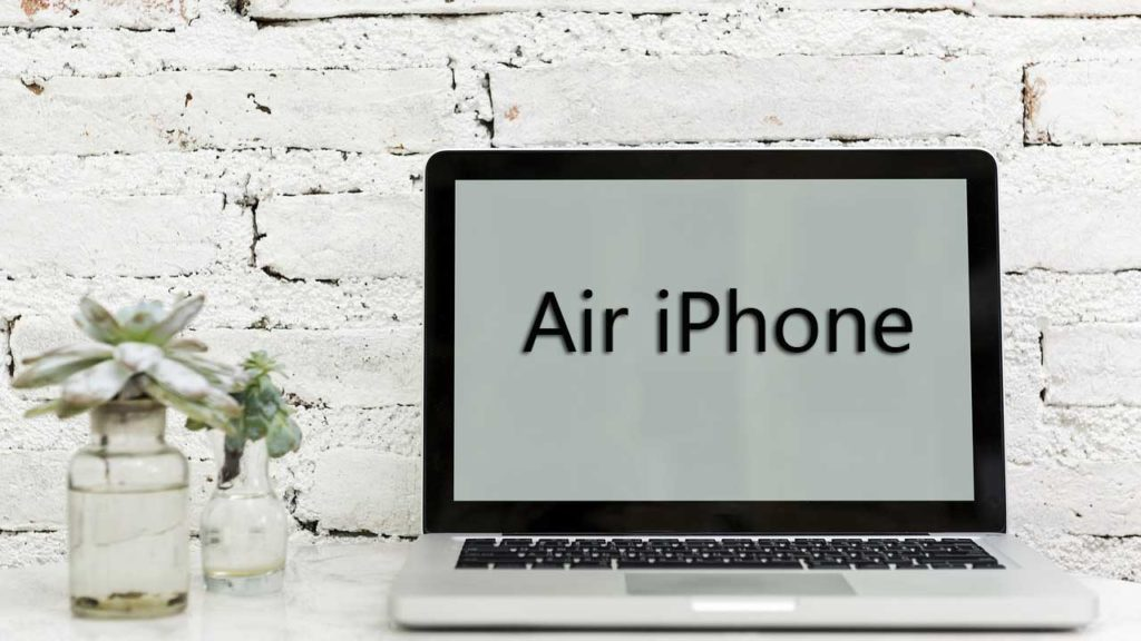 Air iPhone