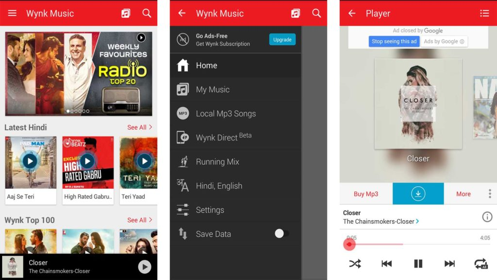 Wynk Music Downloader