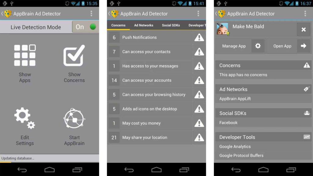 Adblocker app for android