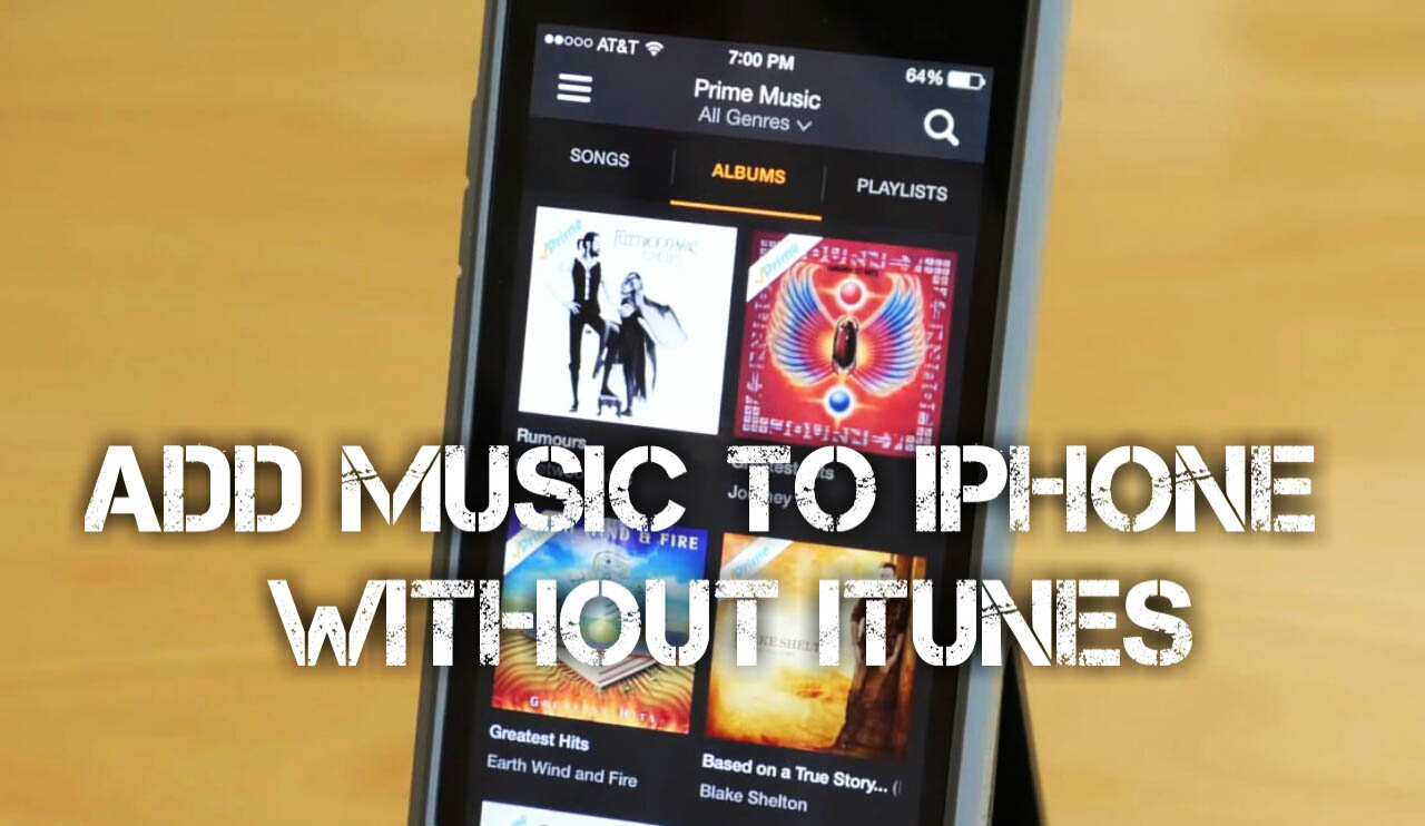 how to add music to iphone how to add songs to iphone without itunes techkeyhub 18559