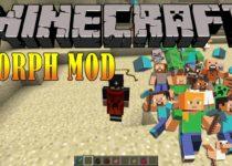 Minecraft Morph Mod 1.7.10