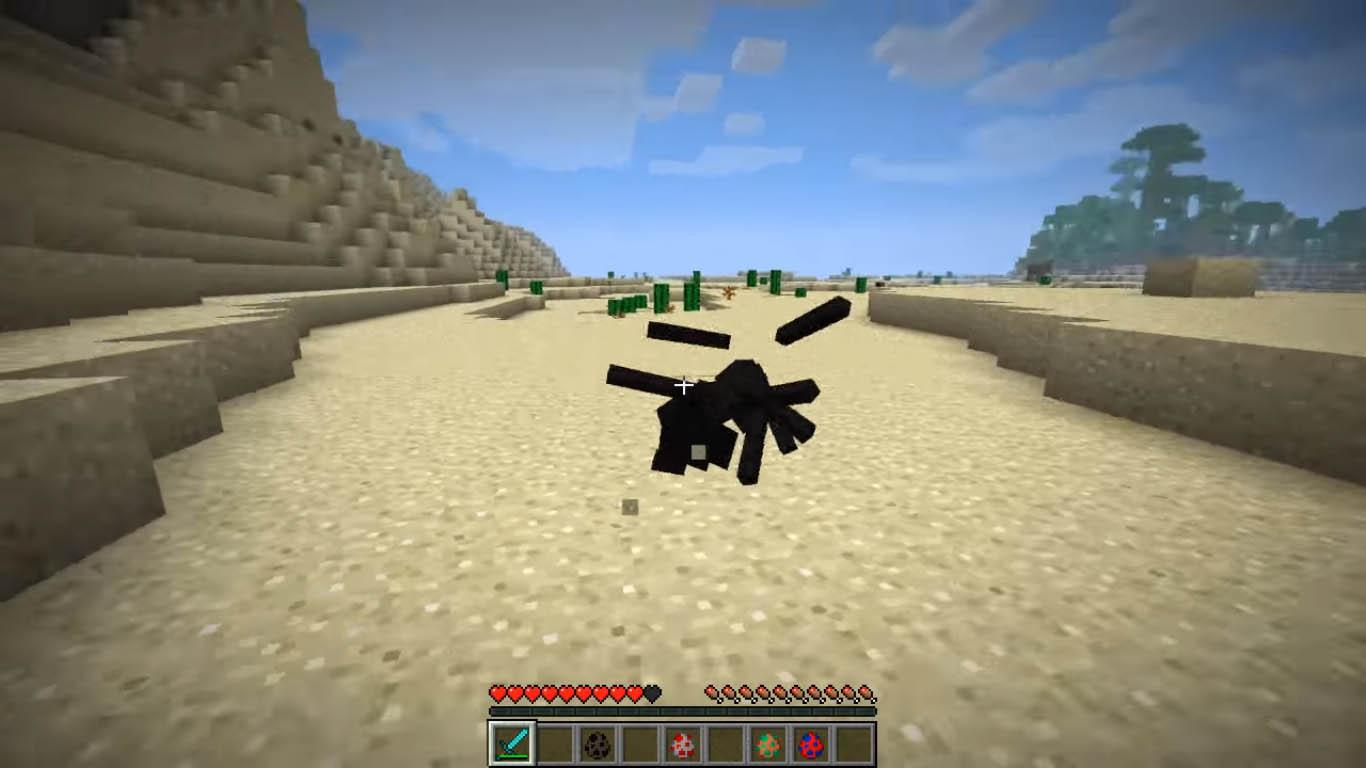minecraft morph mod