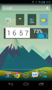 samsung widgets