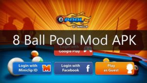 Download 8 Ball Pool Mod Apk (Unlimited Money, Cash) Updated version