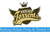 Best New Working Kickass Proxy sites list