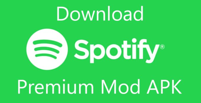 Download spotify premium apk for android