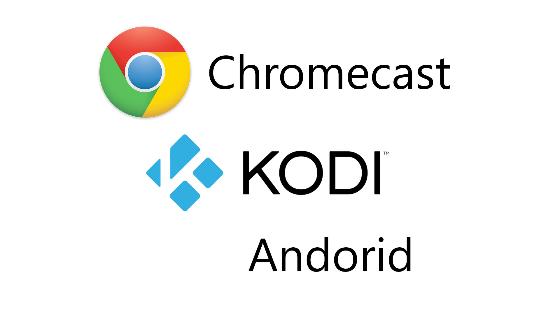 How to Stream Kodi to Chromecast from Android