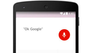 google now not working