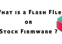 what is a flash file