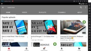 youtube app for windows 10