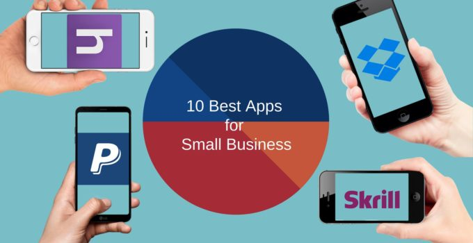 10 Best apps for small business