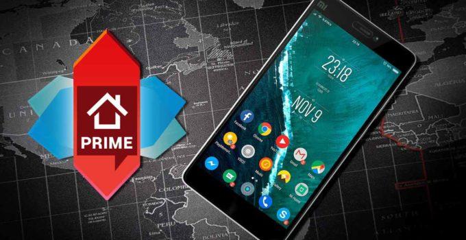 Nova Launcher Prime Apk Free Download