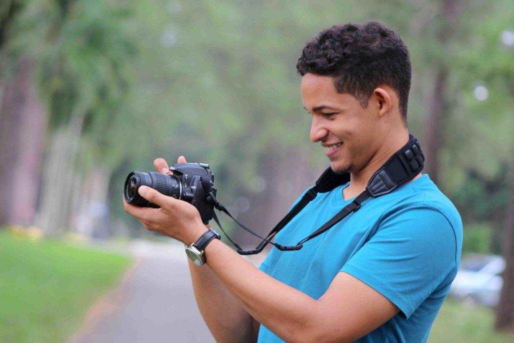 camera daylight guy
