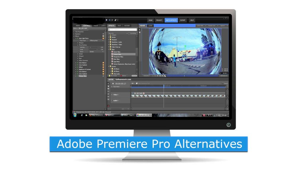 Adobe Premiere Pro Alternatives for Windows & Mac