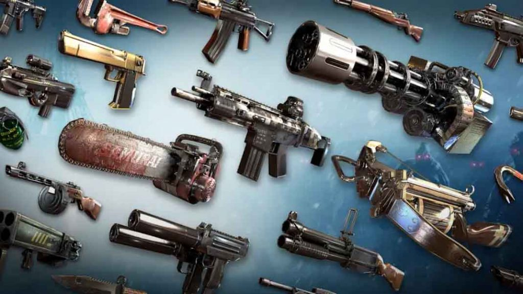 Dead Trigger 2 mod apk Unlimited Money/Gold and Infinite Ammo
