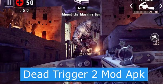 How to get Unlimited Money and good in Dead Trigger 2