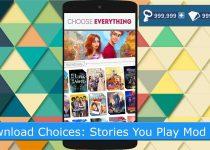 Choices Stories You Play Mod Apk v2.3.4 Unlimited Diamonds & Keys