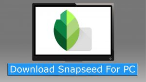 Download Snapseed for PC Windows 10/8/7 & Mac
