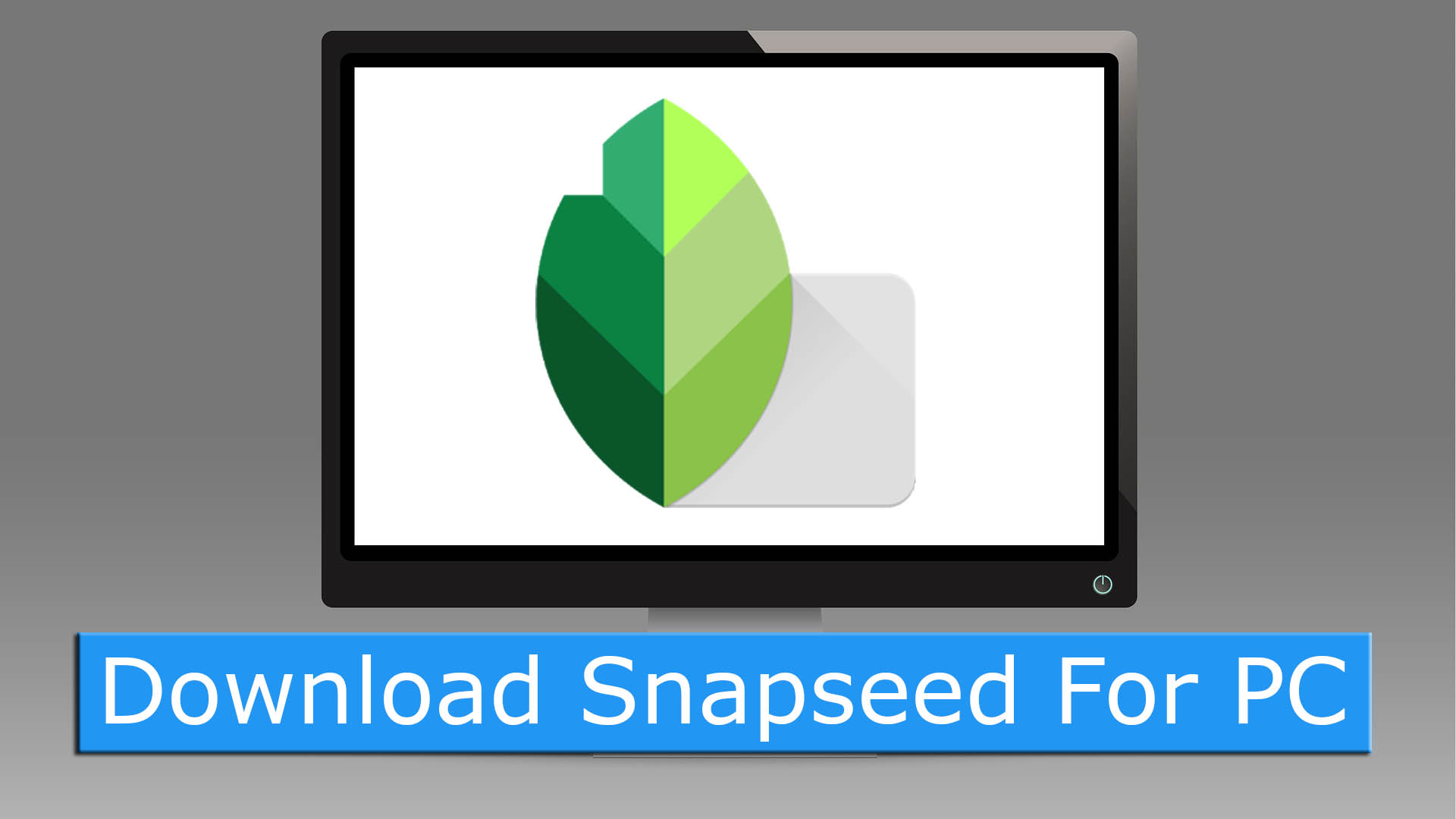 google snapseed download for pc
