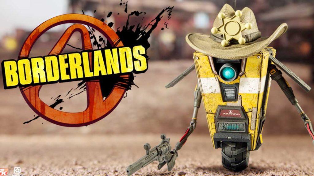Borderlands - Games like Diablo 3