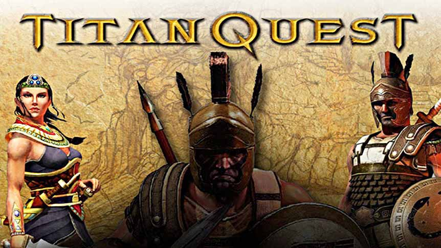 Titan Quest games similar to diablo 3