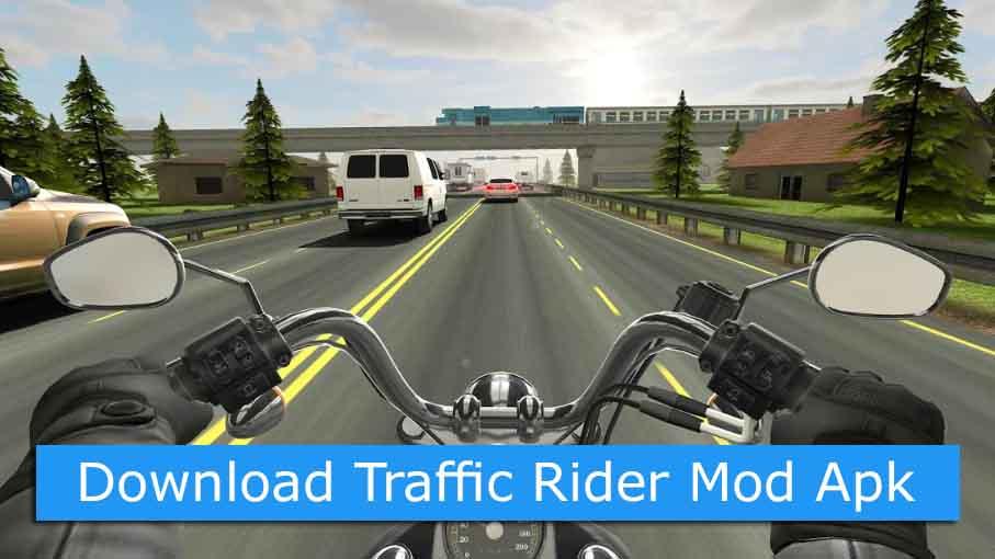 Download Traffic Rider Mod Apk