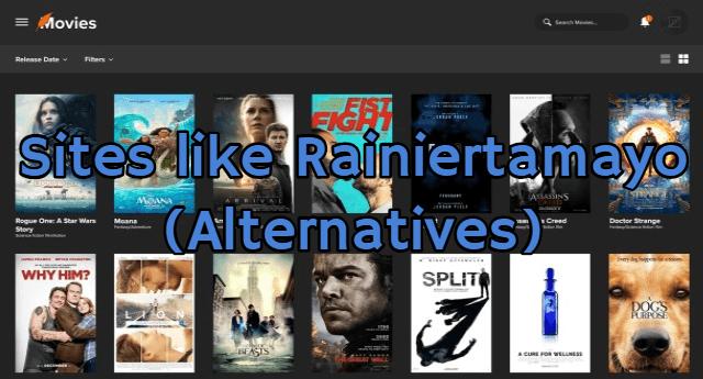 Sites like Rainiertamayo
