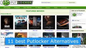 11 Best Putlocker Alternatives To Watch Free Movies