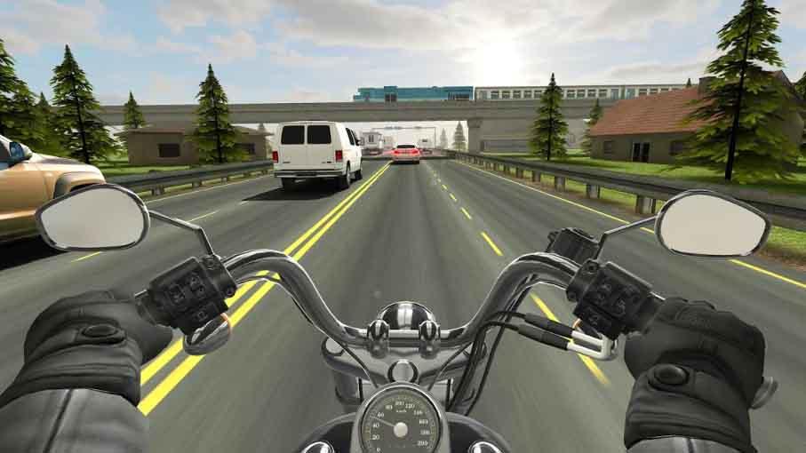 traffic rider apk download
