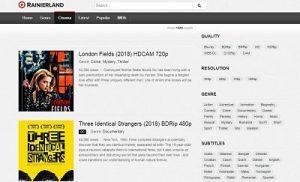 Best SolarMovie Alternatives 2018