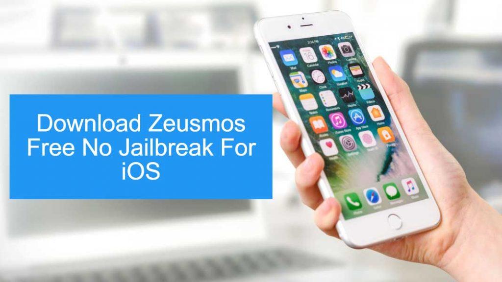 Download Zeusmos Free No Jailbreak for iOS