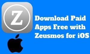 Download Zeusmos for iOS