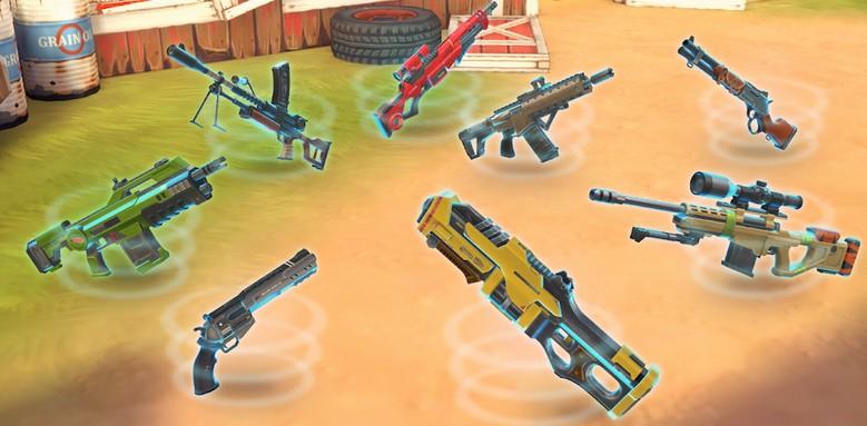 Guns of Boom Hack