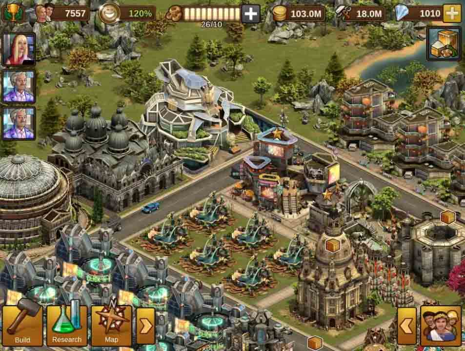 How to Hack Forge of Empires Game
