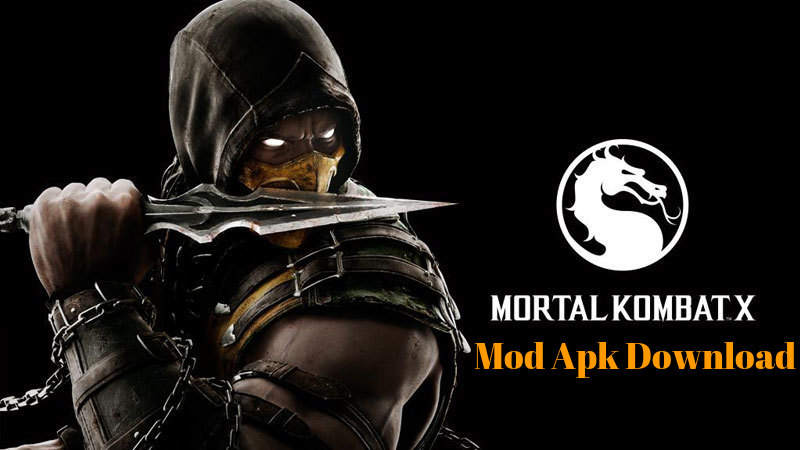 mortal kombat x mod apk download
