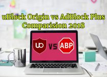 uBlock Origin vs AdBlock Plus Comparision 2018