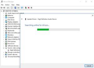 windows audio device graph isolation high cpu usage windows 10
