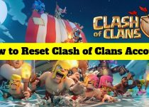 How to Restart Clash of Clans Account