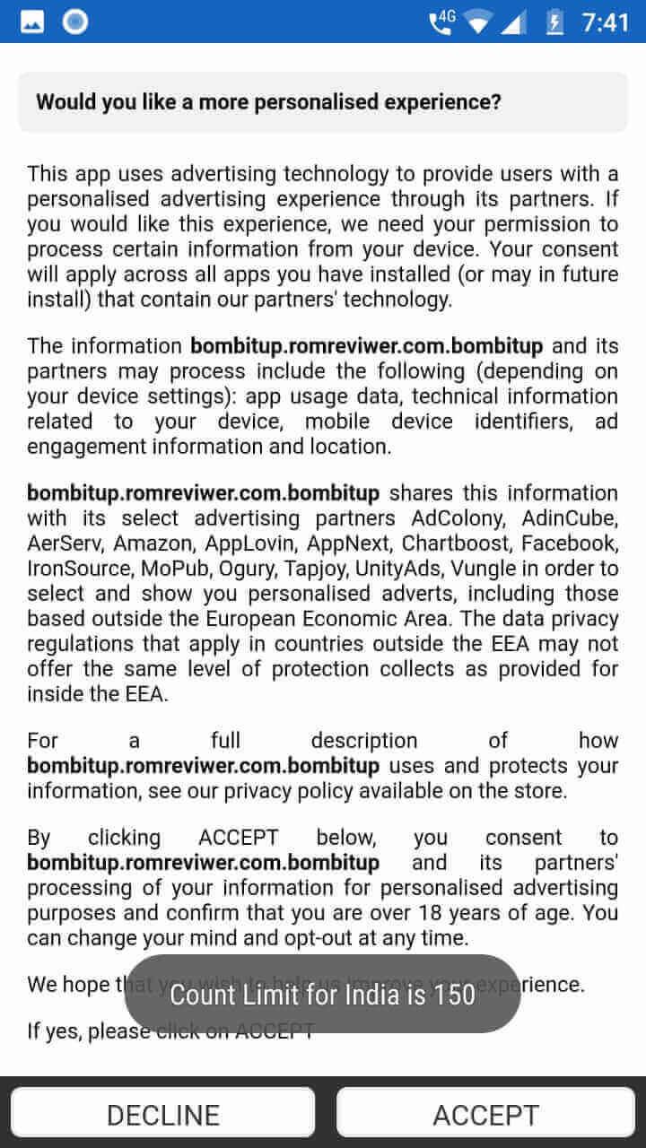 BOMBitUP APK Download