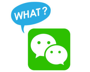 what is wechat for PC