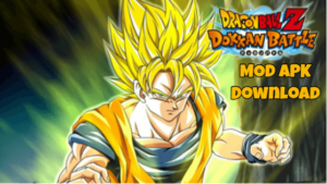 Dragon Ball Z Dokkan Battle Mod Apk (Unlimited Stones) Updated