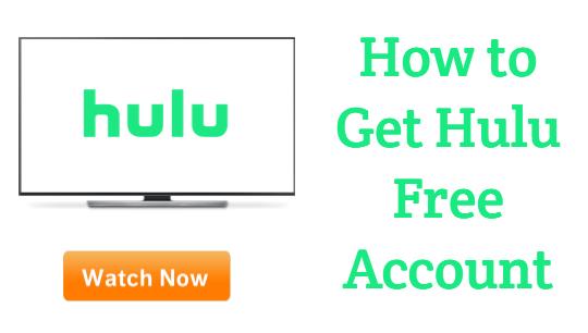 Hulu Free Account