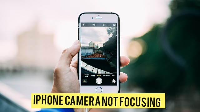 Fix iPhone Camera Problem
