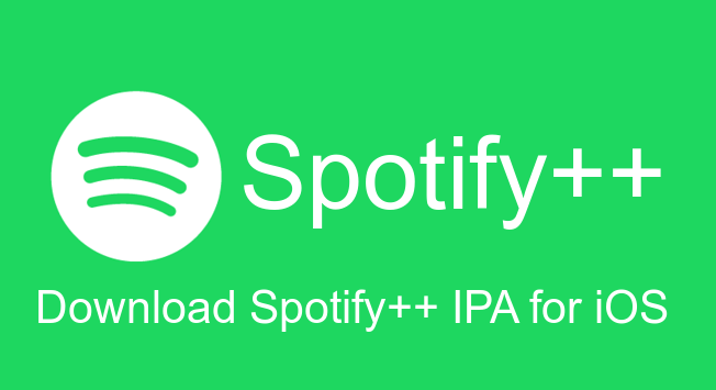 Spotify++ IPA Download