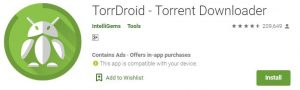 Download Torrdroid For PC – Free Download Windows 7/8/10 & Mac